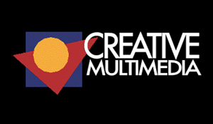 Creative Multimedia logo 300 x 175